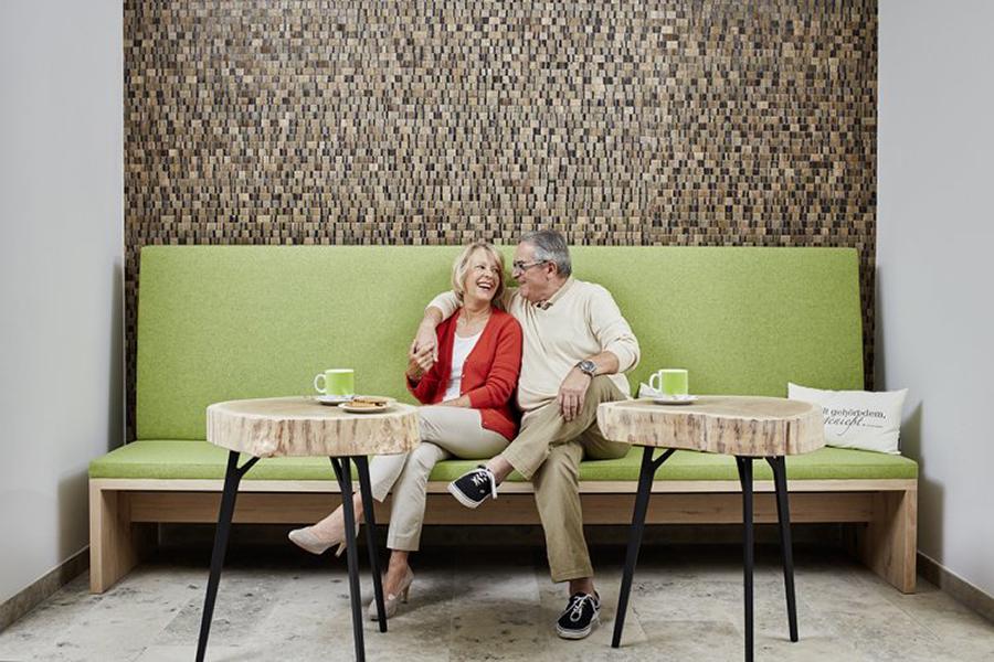 Senioren-Wohnen mit Service
