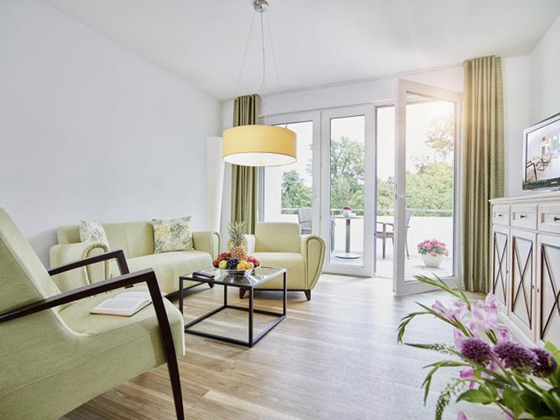 Bad Homburg am Schloss – Wohnzimmer