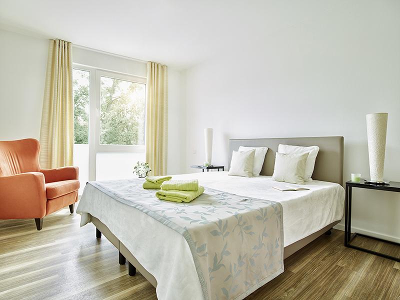 Bad Homburg am Schloss – Schlafzimmer